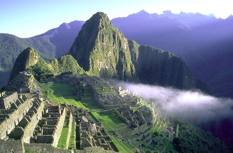 Maravillosas vacaciones por America Latina: Machu Picchu, Perú
